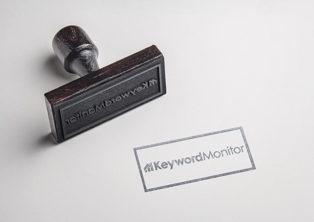 KeywordMonitor Stempel