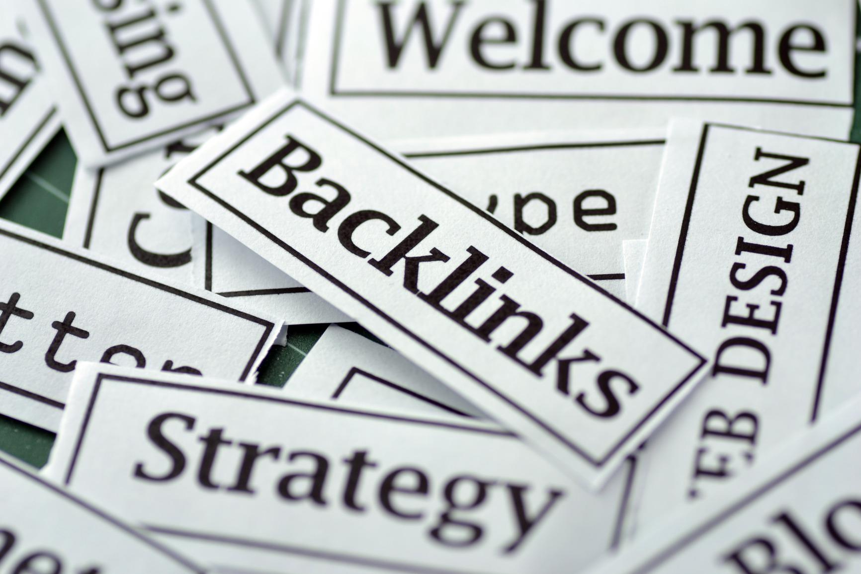 Backlinks Strategie