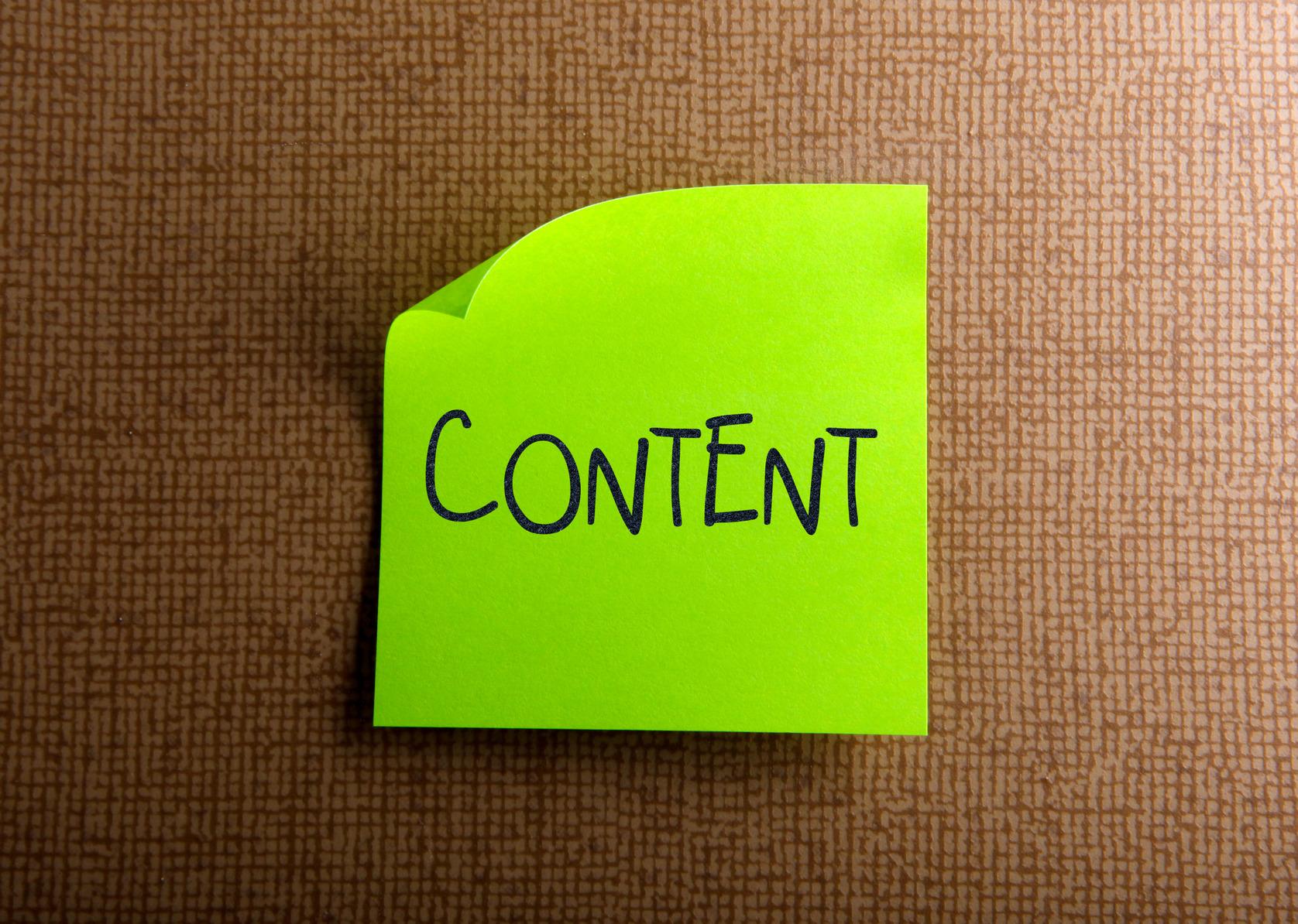 Content Posit